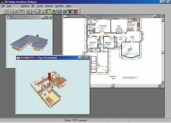 Download 3d Home Architect Design Suite Deluxe ...