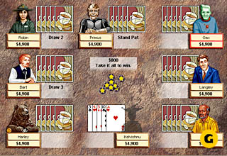 Hoyle Classic Card Games for PC screenshot 5