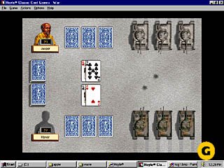 Hoyle Classic Card Games for PC screenshot 4