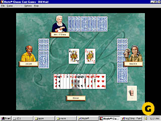 Hoyle Classic Card Games for PC screenshot 1