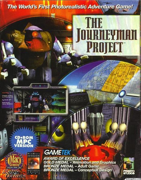 journeyman project turbo. The Journeyman Project Turbo MAC CD sci adventure game!   eBay
