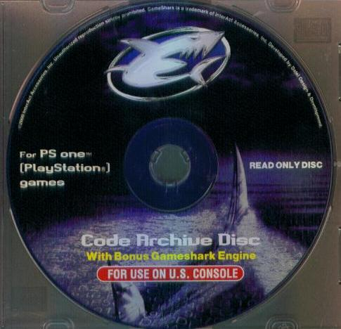 gameshark one: