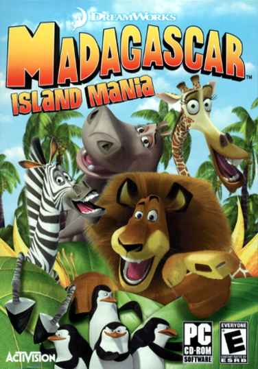 Madagascar Island Mania Puzzle Adventure Game Ebay