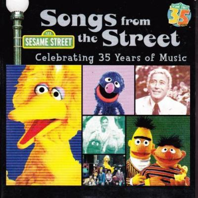 Songs from the street promo cd in cardboard sleeve cd contains song