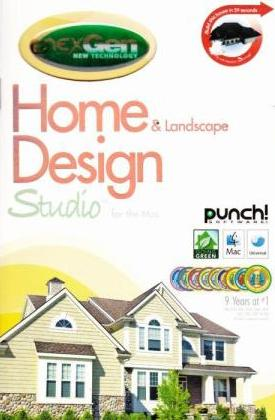 Punch home landscape design studio w manual mac dvd create for Punch home landscape design for mac