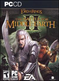 Cover (The Lord of the Rings: The Battle for Middle-earth II)