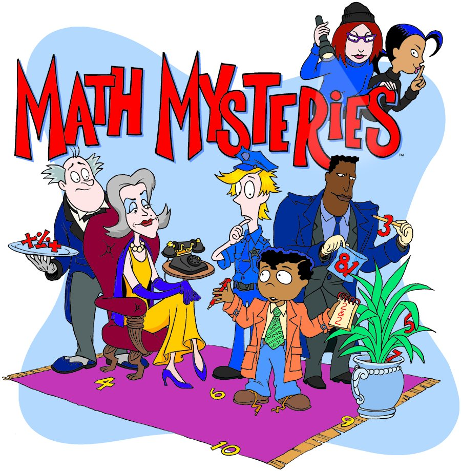 Math Mystery: Math Mysteries: Whole Numbers MAC CD Learn Mathematics!