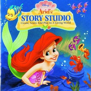 Ariel's Story Studio lets you dive into an ocean of activities swimming with fun. You create, learn, and play in a world filled with games, activities, ...