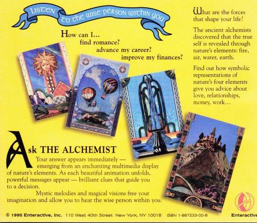 Emerging Ideas In Deciding On Elements In Bodybuilding: The Alchemist: Answers To Lifes Questions MAC CD Tarot
