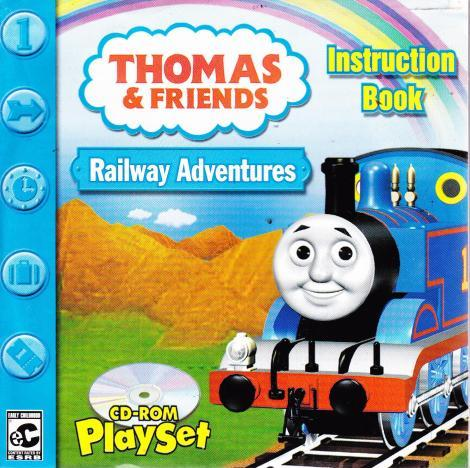 Thomas & Friends Railway Adventures Playset - PC