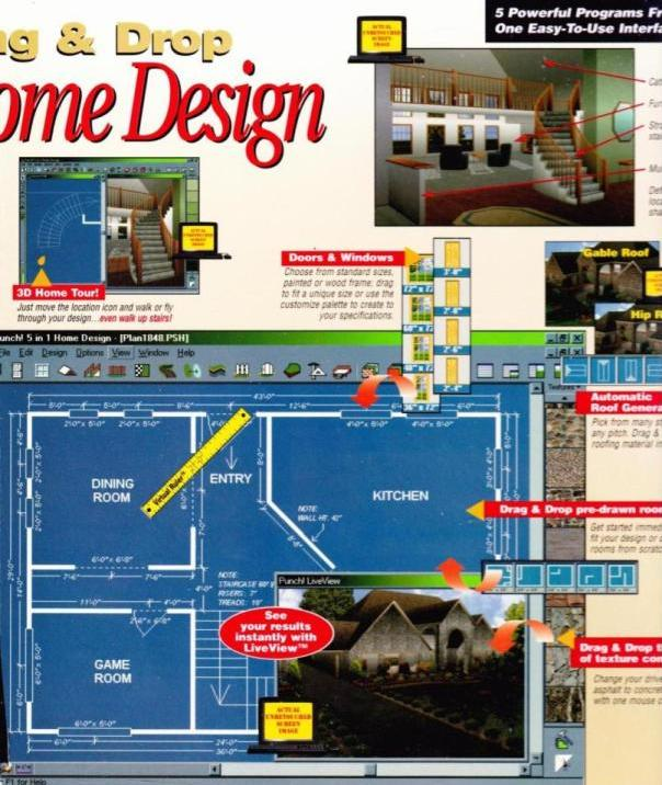 Http Www Ebay Ie Itm Punch 5 In 1 Home Design Pc Cd Build House Landscape Deck Interior Exterior More 271679264464