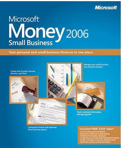 microsoft money for business