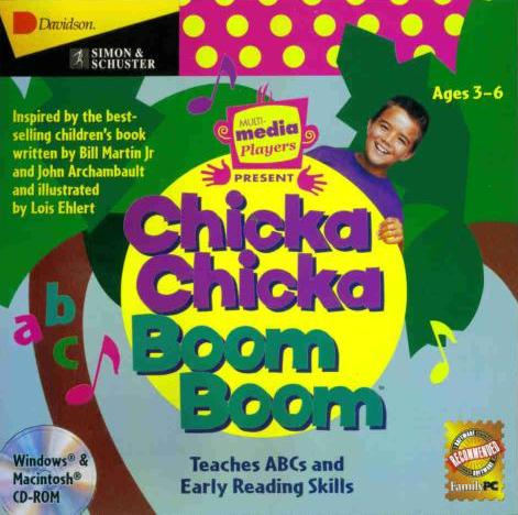 Chicka Chicka Boom Boom PC MAC CD learn to read letters ... - photo#28