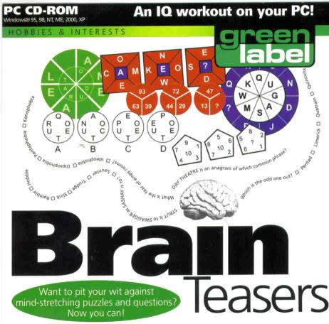 mensa logic brain teasers pdf
