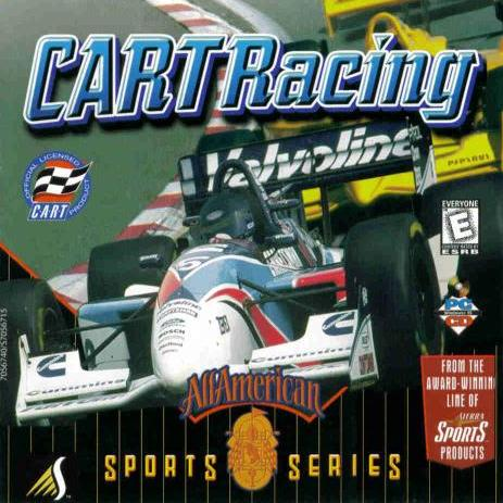 Auto Racing Computer Games on Cart Racing Short For Championship Auto Racing Teams Is A Re Release