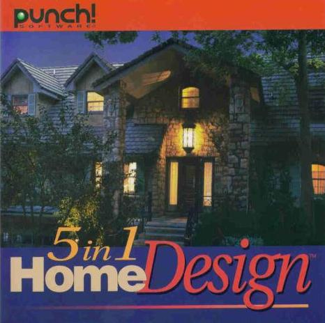 Http Www Ebay Com Itm Punch 5 In 1 Home Design Pc Cd Build House Landscape Deck Interior Exterior More 361916414412