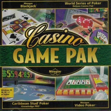 masque casino poker games cd