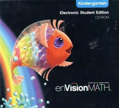Image result for envision math kindergarten
