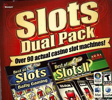 Masque Slot Games