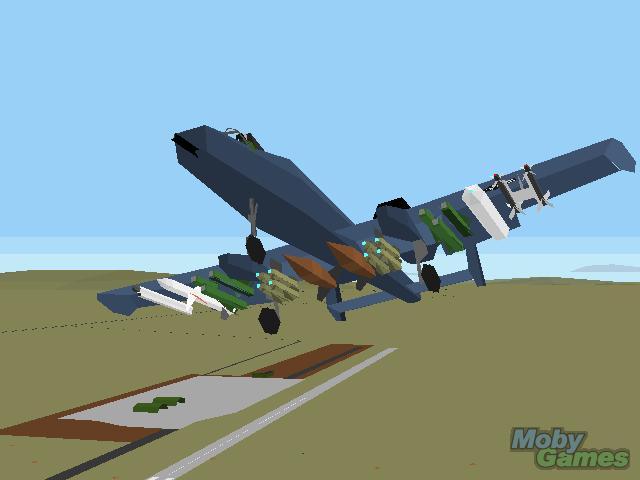 Air combat game for mac