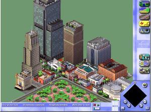 SimCity 3000 PC CD build create jungle snow urban city
