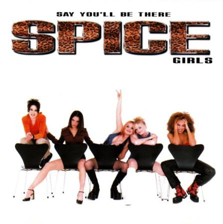 #1 Hari Ini, 1996: Spice Girls – Say You'll Be There