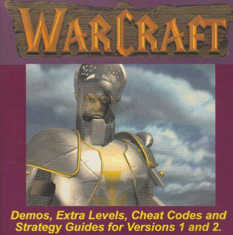 Warcraft Orcs Humans W Manual Companion Pc Mac Cd Original