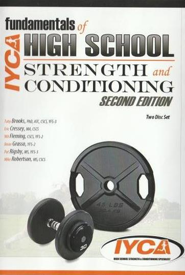 Fundamentals Of IYCA High School Strength & Conditioning 2nd, 2-Disc
