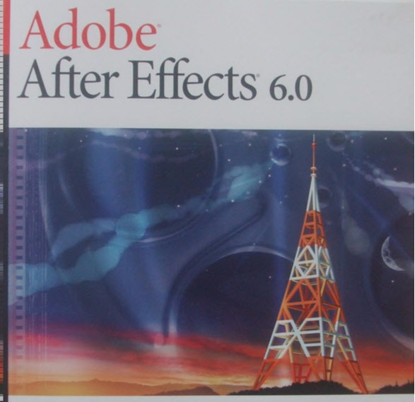 After Effects 6 0 Professional MAC CD add pro video graphics