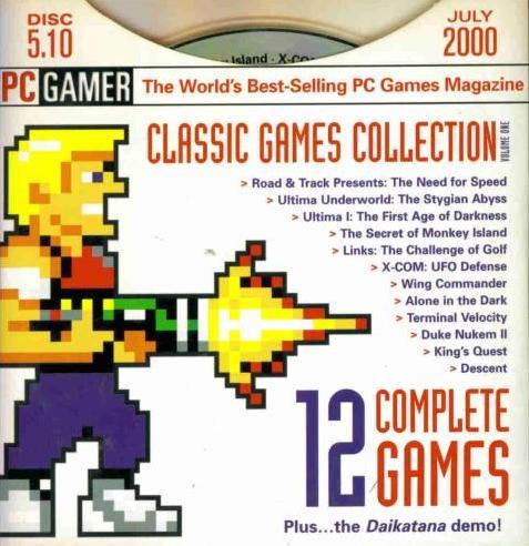 The Secret Of Monkey Island PC CD graphic adventure pirate